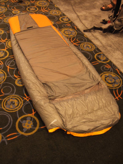 Sleeping Bag Roundup (Outdoor Retailer Summer Market 2007) - 4