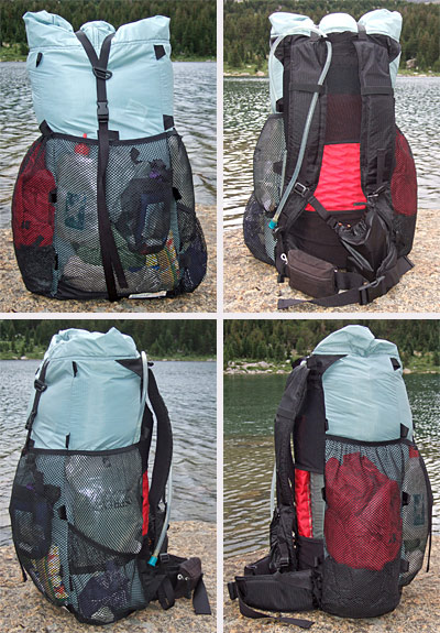 Gossamer Gear Mariposa Plus Backpack REVIEW - 2