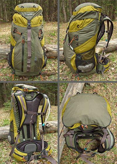REI Cruise UL 60 Backpack REVIEW - 1