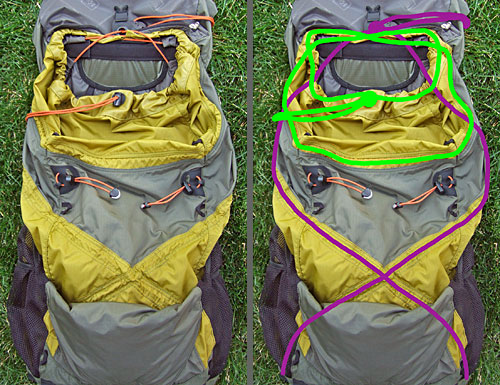 REI Cruise UL 60 Backpack REVIEW - 6