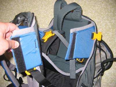 2007 Deuter KangaKid Child Carrier REVIEW - 2