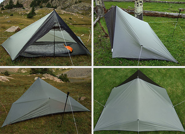AntiGravityGear TarpTent REVIEW - 2 & AntiGravityGear TarpTent REVIEW - Backpacking Light