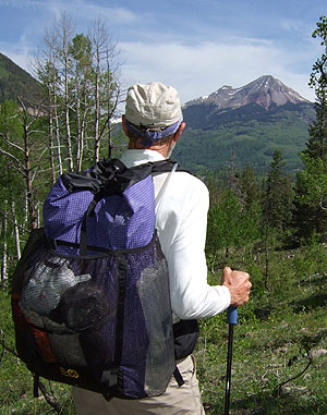 Six Moon Designs 2007 Comet Backpack REVIEW - 1