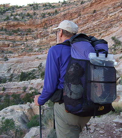 Six Moon Designs 2007 Comet Backpack REVIEW - 6