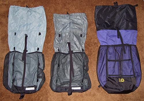 Gossamer Gear Miniposa Backpack REVIEW - 11
