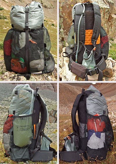 Gossamer Gear Miniposa Backpack REVIEW - 2
