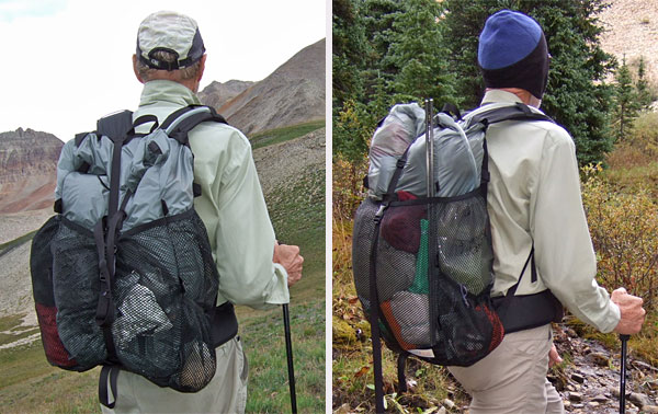 Gossamer Gear Miniposa Backpack REVIEW - 8