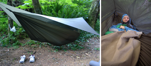 2007 Hennessy Hyperlight A-Sym Hammock REVIEW - 1 & 2007 Hennessy Hyperlight Backpacker A-Sym Hammock REVIEW ...