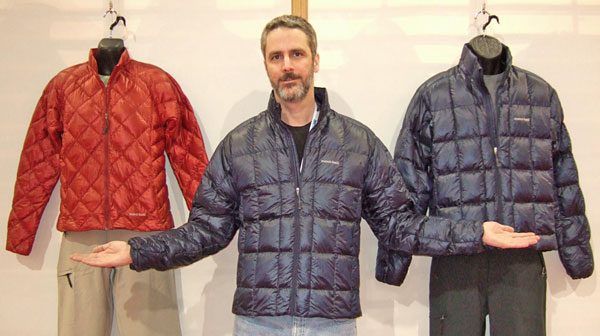 Montbell Ex Light Down Jacket (Outdoor Retailer Winter Market 2008) - 1