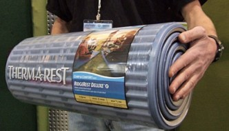 Therm-a-Rest Ridge Rest Deluxe (Outdoor Retailer Winter Market 2008)