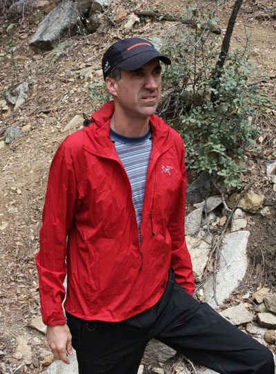 ArcTeryx Squamish WindShell SPOTLITE REVIEW - 2