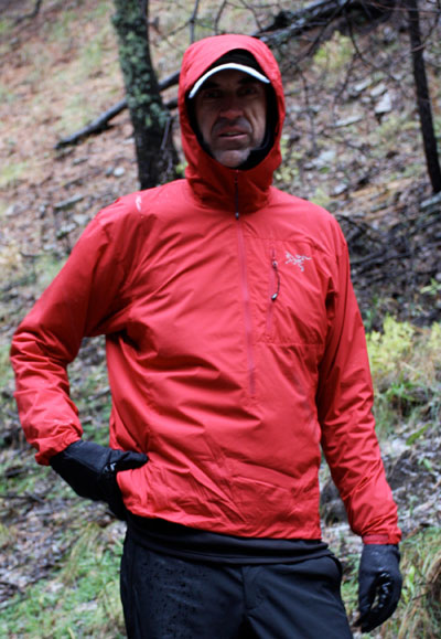 ArcTeryx Squamish WindShell SPOTLITE REVIEW - 3