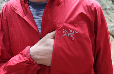 ArcTeryx Squamish WindShell SPOTLITE REVIEW - 5