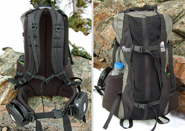 Granite Gear Vapor Day Pack REVIEW SPOTLITE REVIEW - 2