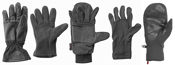 Outdoor Research Endeavor Mitt SPOTLITE REVIEW Review - 3