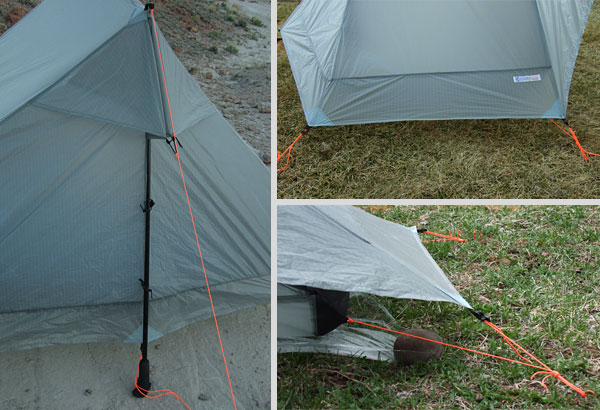 Gossamer Gear The One Shelter REVIEW Review - 4