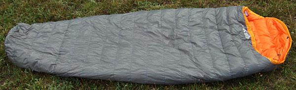 Rab Top Bag AR Sleeping Bag REVIEW Review - 1