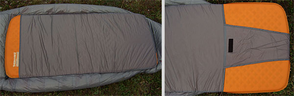 Rab Top Bag AR Sleeping Bag REVIEW Review - 2