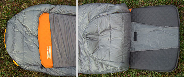 Rab Top Bag AR Sleeping Bag REVIEW Review - 4
