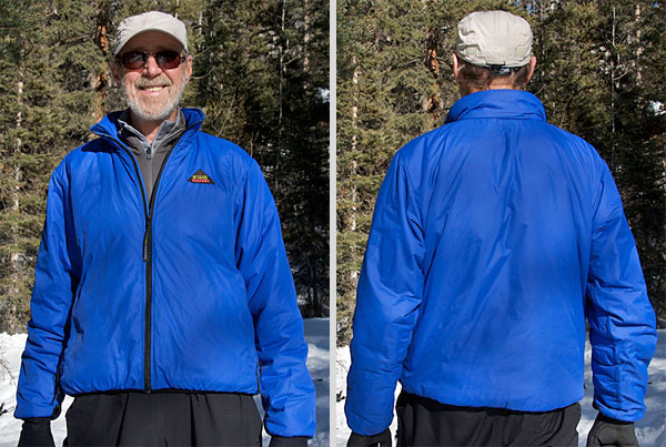 Integral Designs Rundle Jacket SPOTLITE REVIEW Review - 1