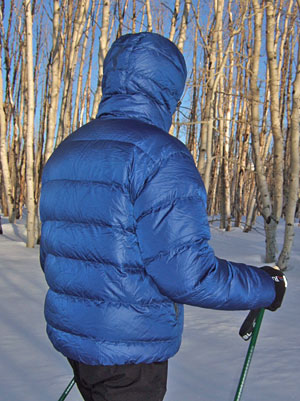 Montbell Alpine Light Down Parka SPOTLITE Review - 2