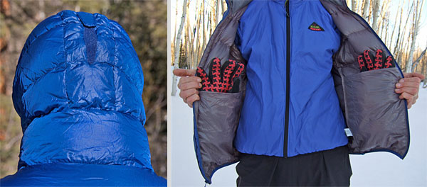 Montbell Alpine Light Down Parka SPOTLITE Review - 3