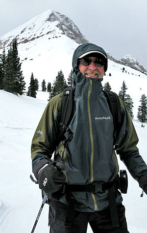Montbell Thunderhead Jacket SPOTLITE REVIEW Review - 1
