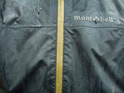 Montbell Thunderhead Jacket SPOTLITE REVIEW Review - 5