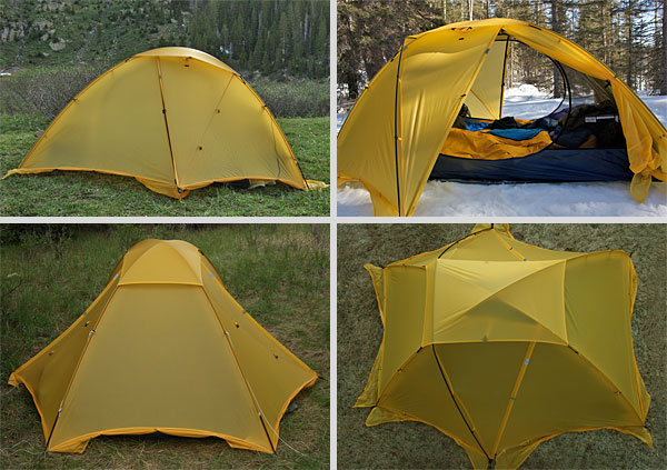 Big Sky International Convertible 2P Tent REVIEW Review - 2
