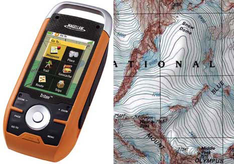 National Geographic TOPO! Explorer Mapping and Magellan Triton Series GPS (Outdoor Retailer Summer Market 2008) - 4