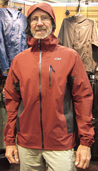 Lightweight Rainwear 2008: Current Favorites, New Introductions, and New Technologies (Outdoor Retailer Summer Market 2008) - 16