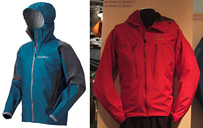 Lightweight Rainwear 2008: Current Favorites, New Introductions, and New Technologies (Outdoor Retailer Summer Market 2008) - 5