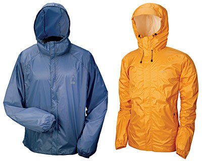 Lightweight Rainwear 2008: Current Favorites, New Introductions, and New Technologies (Outdoor Retailer Summer Market 2008) - 9