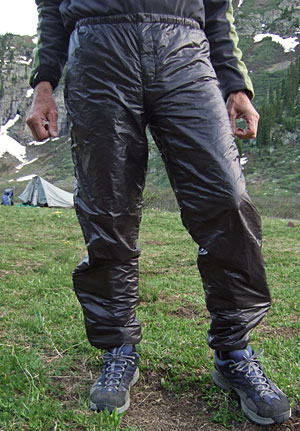 Montbell Thermawrap Pant Review - 1