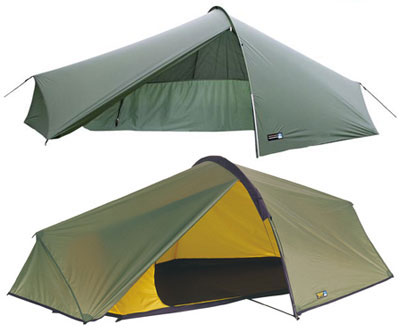 Lightweight Shelter Roundup 2008 (Outdoor Retailer Summer Market 2008) - 2