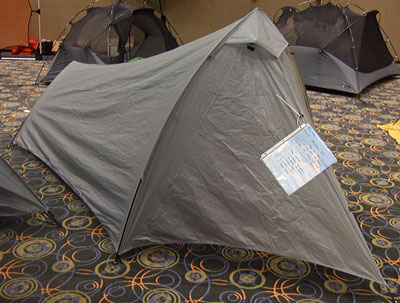 Lightweight Shelter Roundup 2008 (Outdoor Retailer Summer Market 2008) - 4