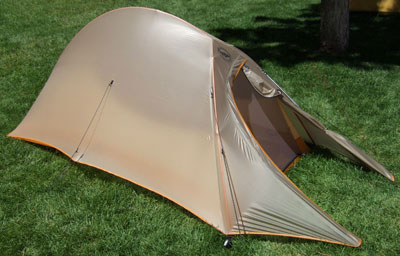Lightweight Shelter Roundup 2008 (Outdoor Retailer Summer Market 2008) - 6