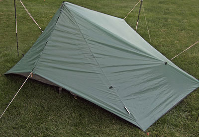 AntiGravityGear O2 Tent Review - 4 & AntiGravityGear O2 Tent Review - Backpacking Light