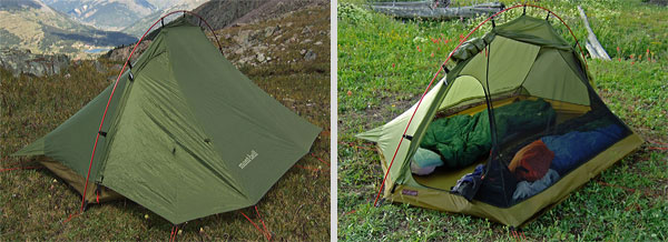 MontBell Crescent 2 Tent Review - 3