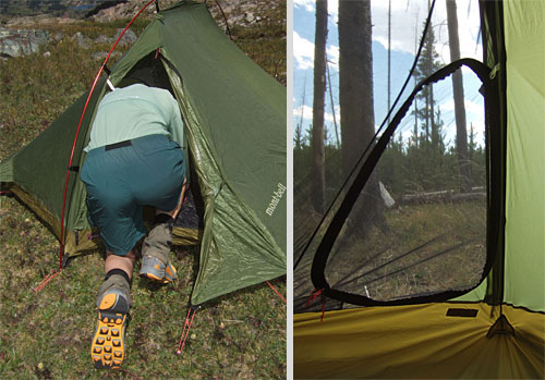 MontBell Crescent 2 Tent Review - 4
