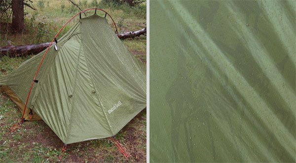 MontBell Crescent 2 Tent Review - 5