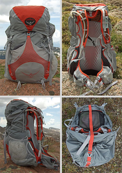 Osprey Exos Backpack Review - 2