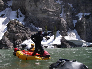 Podcast: Alpacka Packraft Safety Design Features - 1
