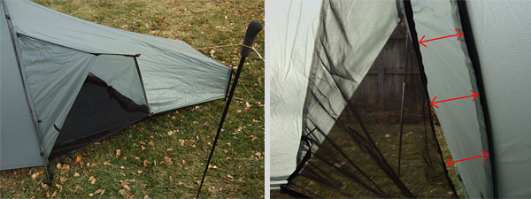Tarptent Sublite Tent Review - 9