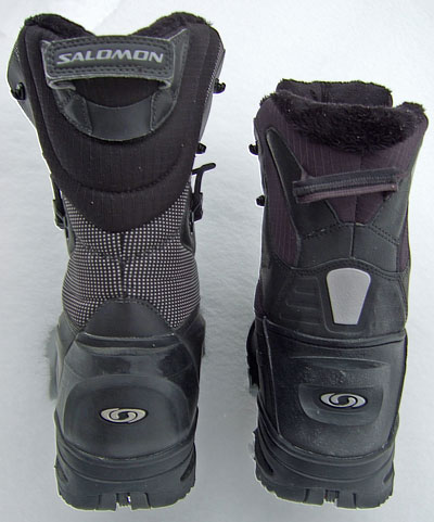 Salomon Tundra Mid WP Insulated Boot Review - 3