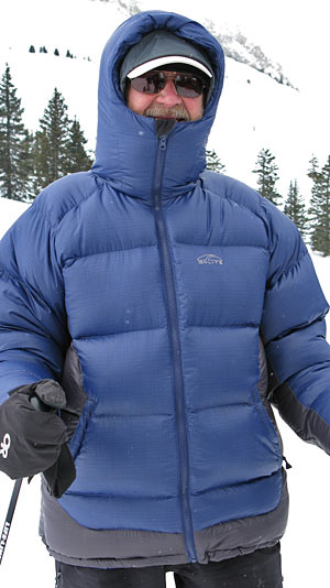 GoLite Hooded Inferno Jacket Review - 1