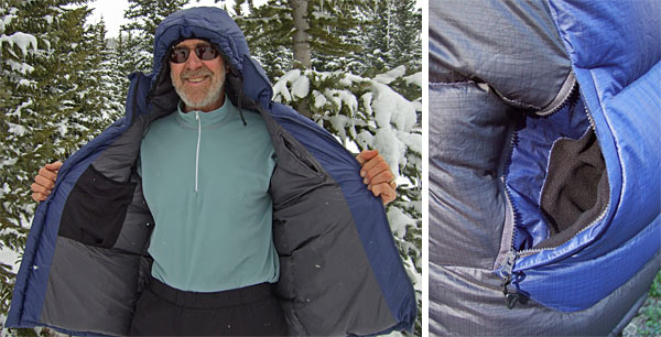 GoLite Hooded Inferno Jacket Review - 3
