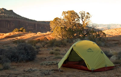 MSR Carbon Reflex 2 Tent Review - 1 & MSR Carbon Reflex 2 Tent Review - Backpacking Light
