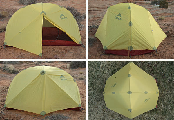 MSR Carbon Reflex 2 Tent Review - 2
