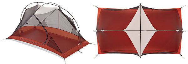 MSR Carbon Reflex 2 Tent Review - 3